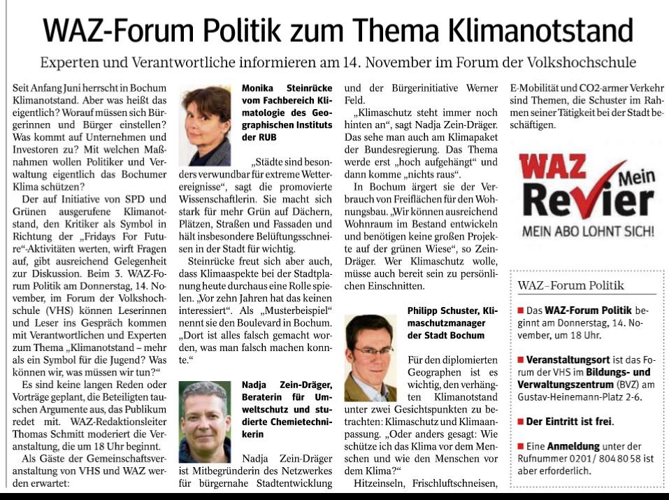 WAZ-Forum